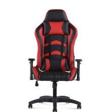 Оптовое красное игровое кресло с подлокотником 4D