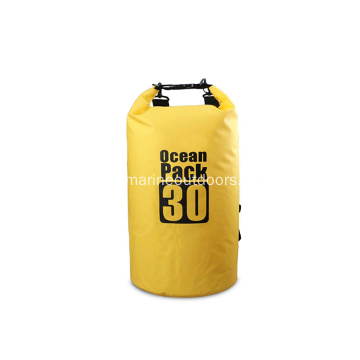 Outdoor Sports 30L PVC Durable Backpack Fishing Dry Bag