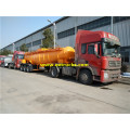 19cbm Steel Sulfuric Acid Delivery Tanker Trailers