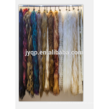 Wholesale 60*120cm Long Hair Goat Fur Plates