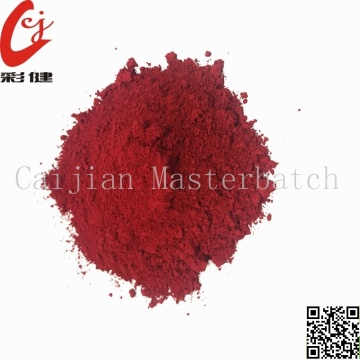 PVC Red Color Powder
