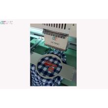 Компактная компьютеризированная рубашка / плоская головка для вышивки 9 игл