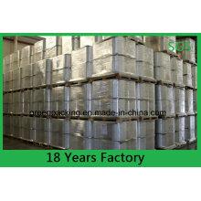 Película de estiramento do PE de LLDPE do alongamento de 350% -500%