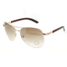 Alta calidad de gafas de sol de metal (sz1545)