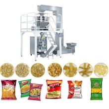 Máquina de envasado de gránulos de semillas de calabaza