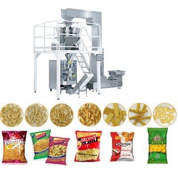 Машина для упаковки гранул тыквенных семечек