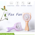 Battery Operated Plug in Mini Fan for Phone