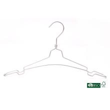 Eisho Home Organização Silver Wire Hanger
