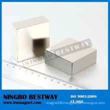 N40 Strong Magnetic Square Block