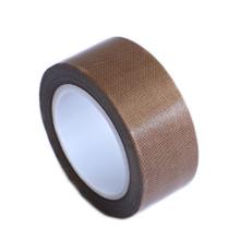 Brown color non-stick PTFE adhesive tape