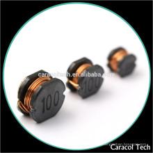 Wound Wire montagem de superfície CD43 1R0M Inductor 1uH 40A 3.5mOhm SMD