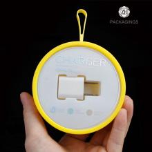 Nuevo diseño de caja de almacenamiento de cable digital universal usb
