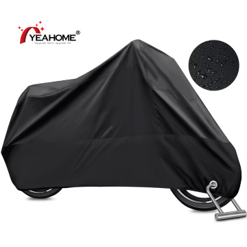 Heavy Duty Covers Anti-UV Waterproof Motorcycle Cover Outdoor