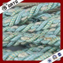 Hellblau dekoratives Seil für Sofa Dekoration oder zu Hause Dekoration Zubehör, dekorative Schnur, 6mm