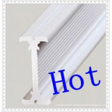 PVC plastic curved bendable flexible curtain track