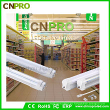 American Commercial y Project 18watt LED tubo 277V luz con alto lumen 160lm / W