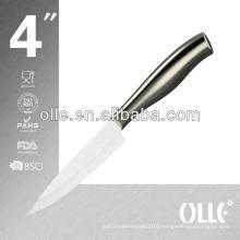 Brand New Design Ceramic Blade Metal Handle Knife