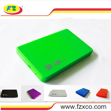2.5 Laptop Plastik SATA External HDD Case