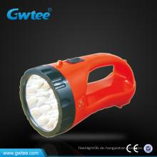 GT-8506 15 LED-Hochleistungs-Handy-Suchscheinwerfer