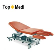 Topmedi Mobiliario Hospitalario Sofá de Examen Ajustable en Altura con Cinco Almohadas