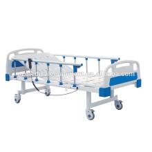 Krankenpflegegerät ICU-Krankenhaus-elektrisches Bett der hohen Qualität mit Handlauf-Krankenhaus-Bett