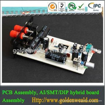 componentes electrónicos pcb ensamblaje PCB fabricante para productos médicos PCBA Assembly