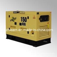 Water-Cooled Diesel Generator Silent Canopy (GF2-150kVA)