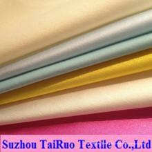 Polyester-gesponnener Satin der hohen Qualität für Frauen Kleider, Kleider