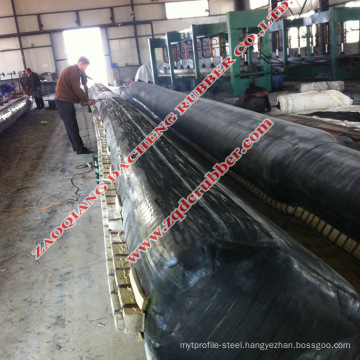 China Rubber Culvert Making Balloons for Culvert Formworks