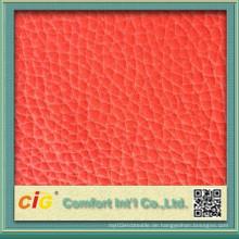 Qualität Großhandelsart und weise populäres Leder Material