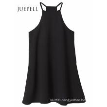 Women Fashion Sleeveless A Line Mini Dress