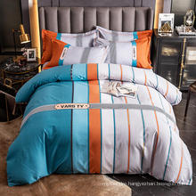 Made in China New Product Bedding Set Cotton Fabric Soft for King Bed Sheet