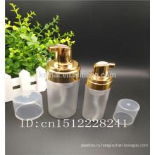 Пена насос спрей бутылка с золотом насоса пены