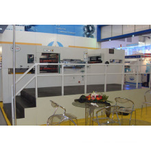 ZXQ-1050H Automatic die-cutting and creasing row waste machine