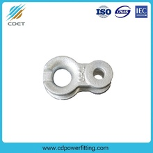Thimble Clevis for Preformed Dead End Clamp