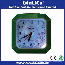 desk clock/promotion clock/plastic wall clock CK-611