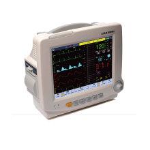 Transporte Animal veterinaria ECG ECG NIBP Monitor Monitor veterinario con veterinaria de la FDA