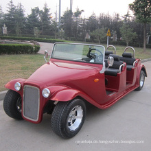 6 Sitz-elektrisches klassisches Hochzeits-Fahrzeug mit verschiedenen Farben (DN-6D)