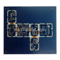 Multilayer Blue Solder Mask Stiff-Flex PCB Board