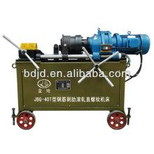 JBG-40T Máquina de roscar de parafuso de ancoragem / máquina de tubo roscado