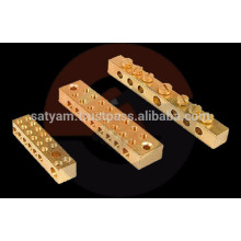 Brass Neutral Link for IEM Switchboards