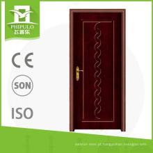porta de madeira do projeto o mais atrasado / porta interior dos respiradouros com venda quente