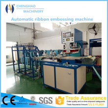 Automatic Elastic Band Logo Embossing Machine