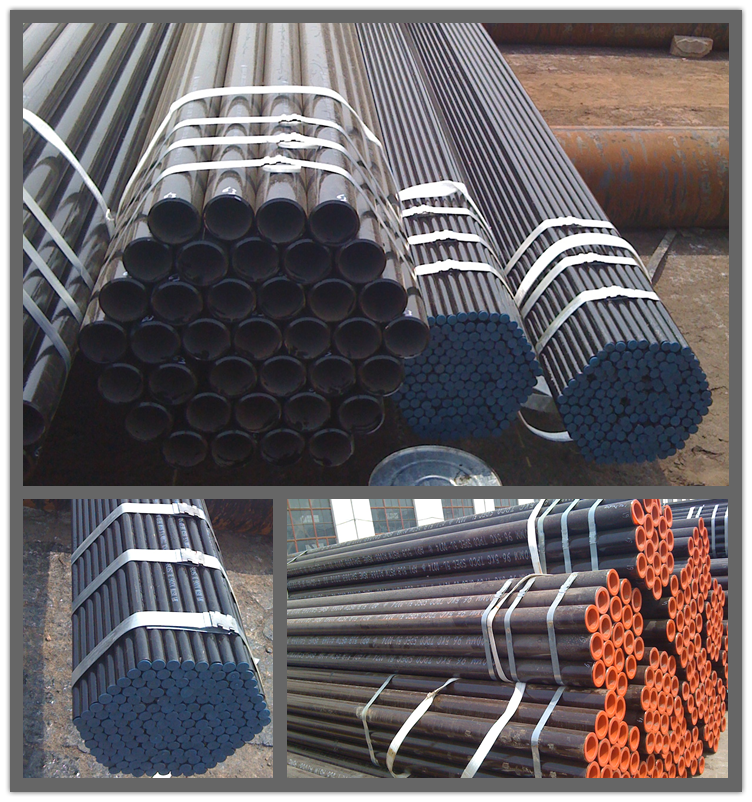 3inch seamless steel tube