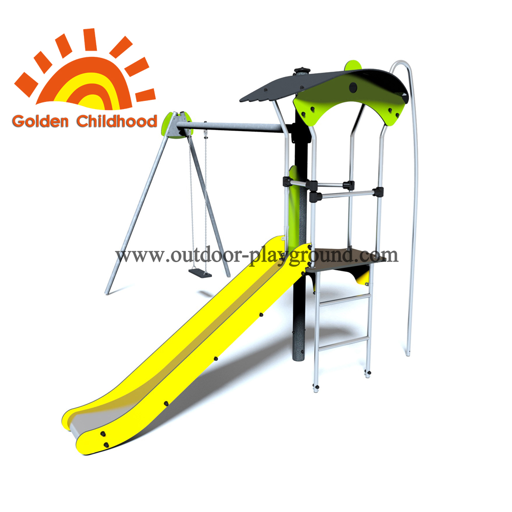 Net climber playground equipment