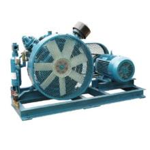 Medium pressure air-cooled air-compressors for ship