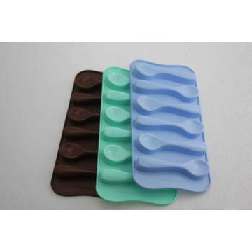 Candy Color Funny Silcione Chocolate Mold per Ice Jelly