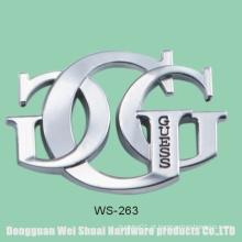 Logotipo ecológico do saco