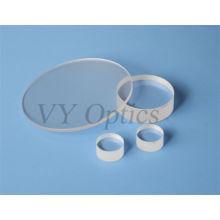 Diamètre optique en verre saphir. 81.26mm * 21.5mm Windows / plat