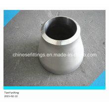 ANSI B16.9 Sch80s Redutor de aço inoxidável sem costura